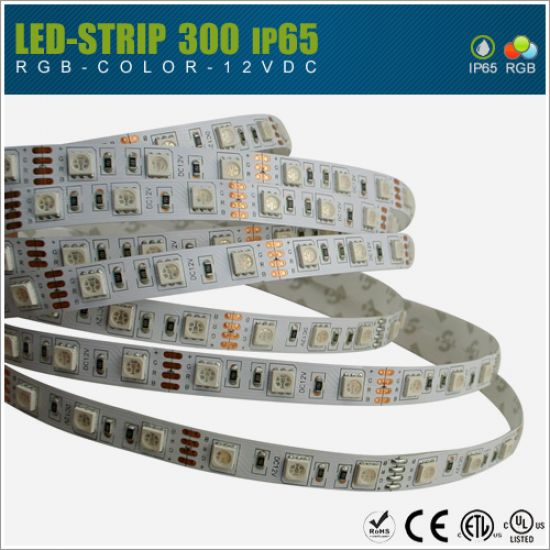 LED Streifen 12V SMD5050 60 LED/m - IP65 RGB